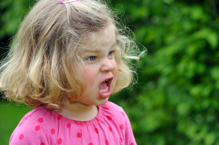 How Do You Deal with a 4-Year-Old Prone to Uncontrollable Tantrums and Other Attitude Problems? An Expert Weighs In