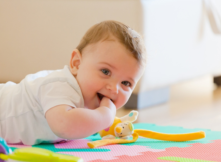i'm worried my baby isn't hitting her milestones and may be delayed: am i being needlessly anxious?