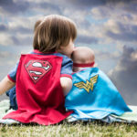 Grab Your Cape: 30 Superhero-Inspired Baby Names