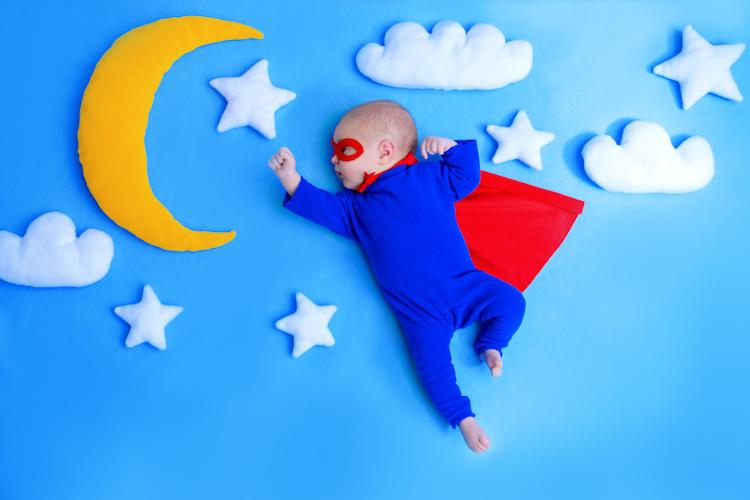 30 superhero-inspired baby names