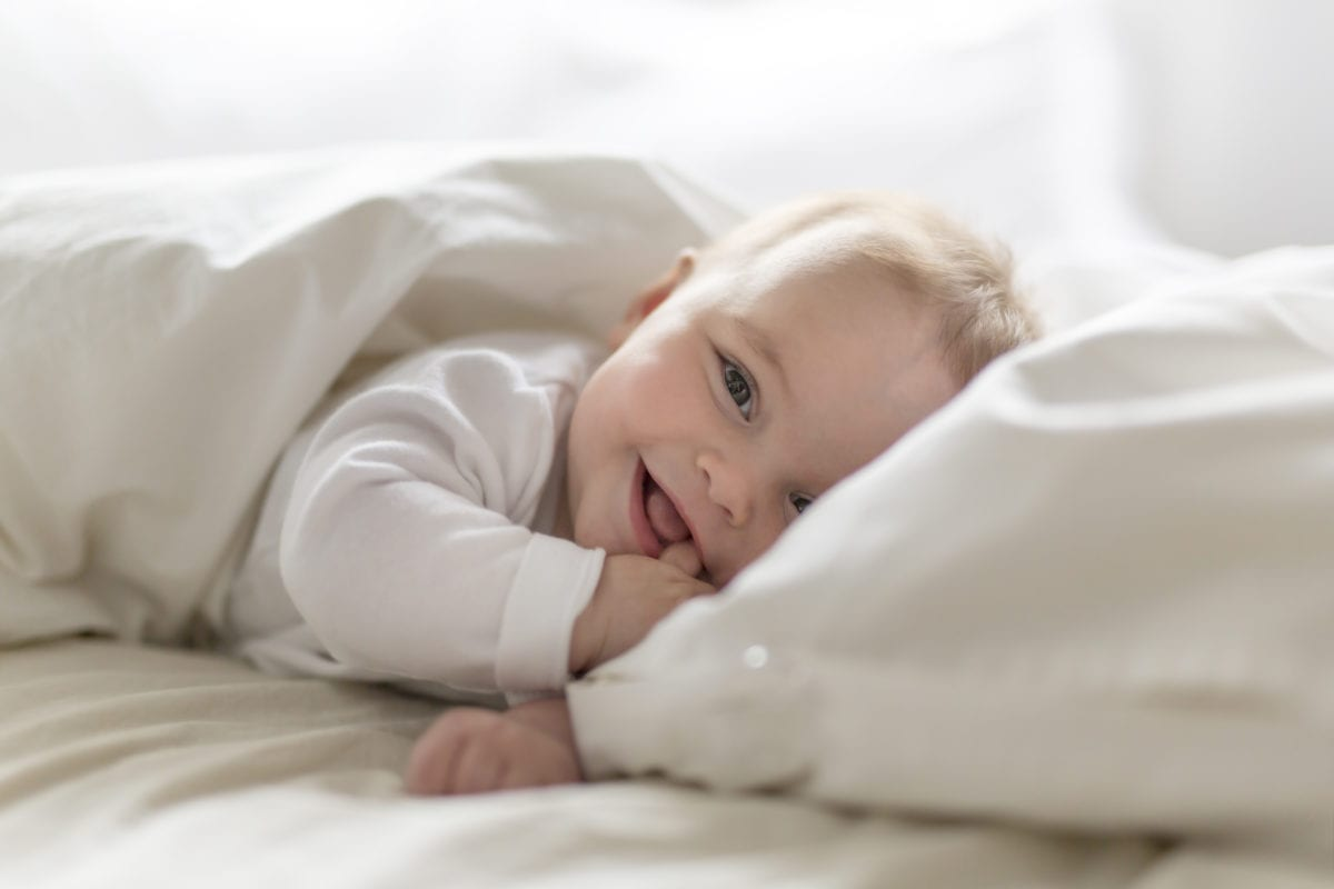 35 gender neutral baby names