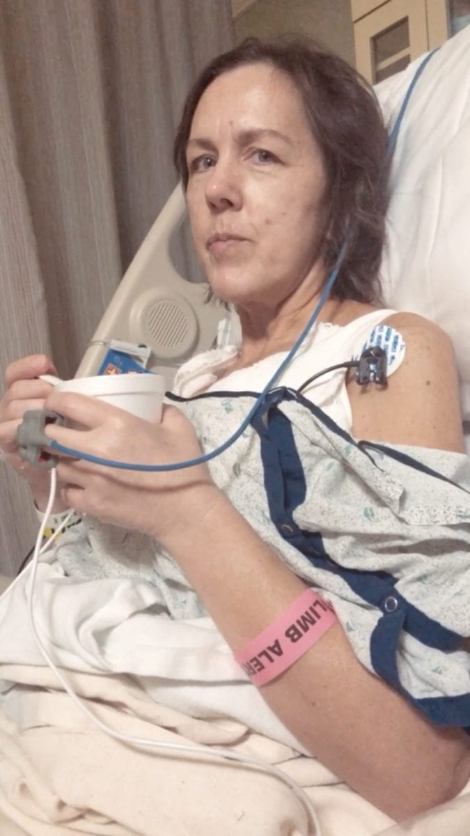 """in 710 days, my mom beat breast cancer—this is her journey   """"these people are all so nice. i thought it might have been a fluke the first time around, but every time i've been here, the doctors, nurses, and staff have all been so nice. i recommend surgery."""""""