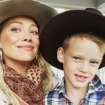 Actress Hilary Duff Admits She Felt 'Guilt' About Having a Second Child Because It Was Her and Her Son For So Long
