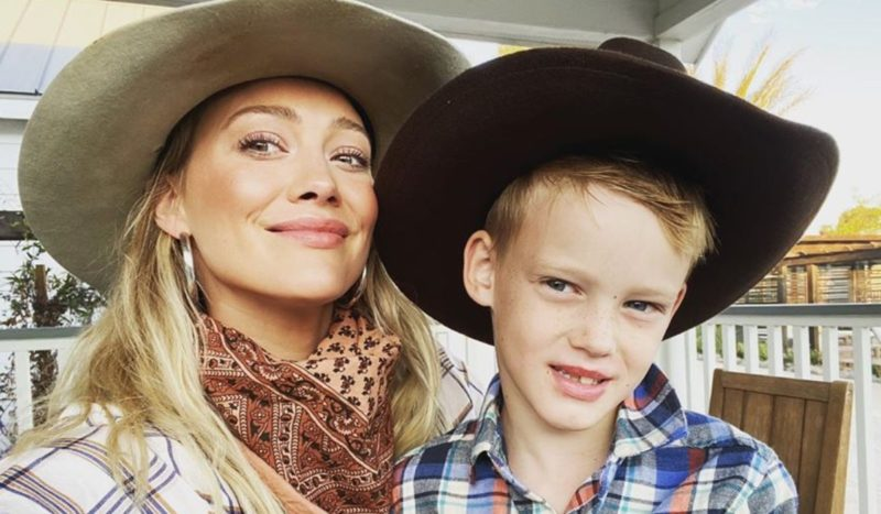 Actress Hilary Duff Admits She Felt 'Guilty' About Having a Second Child Because It Was Her and Her Son For So Long