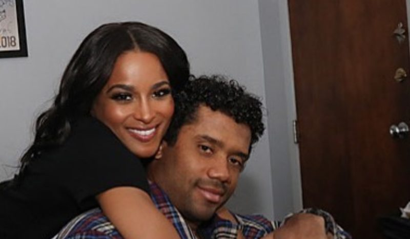 Popstar Ciara Takes to Instagram to Reveal She and Husband Russell Wilson Are Expecting Baby 'Number 3' Months After Wilson Publicly Asked Her for Another Child