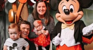 Pictures Are Worth a Thousand Words and These Photos of Jackson and Lilah Roloff at Disneyland Say They Love Disney Just as Much as Their Mom