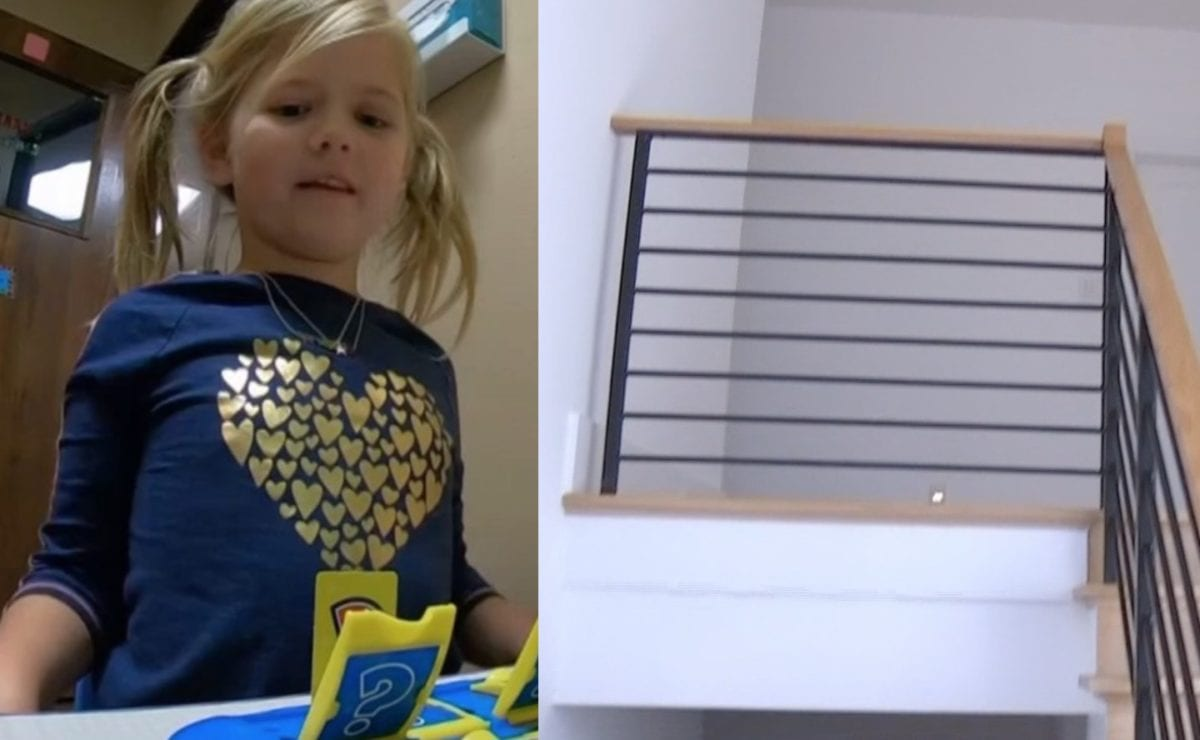 mom tells other families 'just don't do it' after her 7-year-old daughter nearly dies after falling 15 feet
