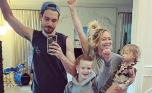 Hilary Duff Says They Are Constantly Fending Off Germs in Their Household With Two Kids in School, But She Feels Like 'Super Woman' After Taking Care of Them
