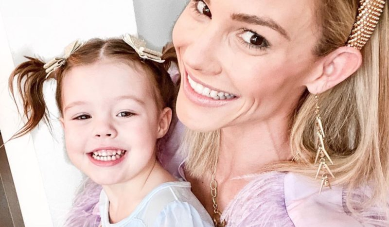 Meghan King Edmonds Defends Herself, Gives Daughter Melatonin Gummy