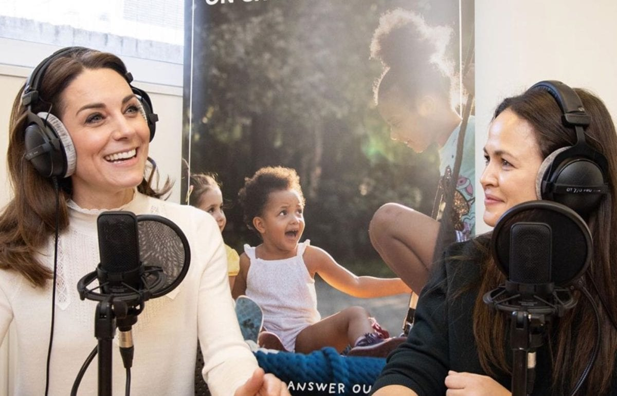 Kate Middleton Opens Up Like Never Before, Talks Hypnobirthing, the Adjustment That Comes With Motherhood, and So Much More on Podcast