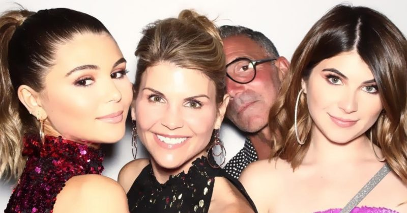 olivia jade's allegedly doctored college resume has been released ahead of mom lori loughlin's court date