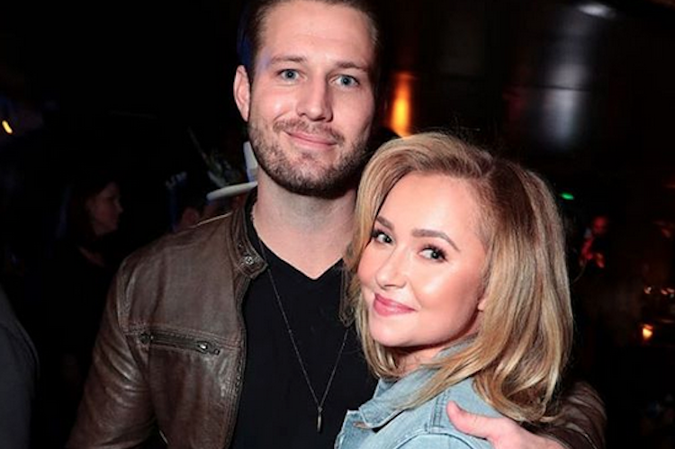 Hayden Panettiere's Boyfriend Charged with Domestic Battery
