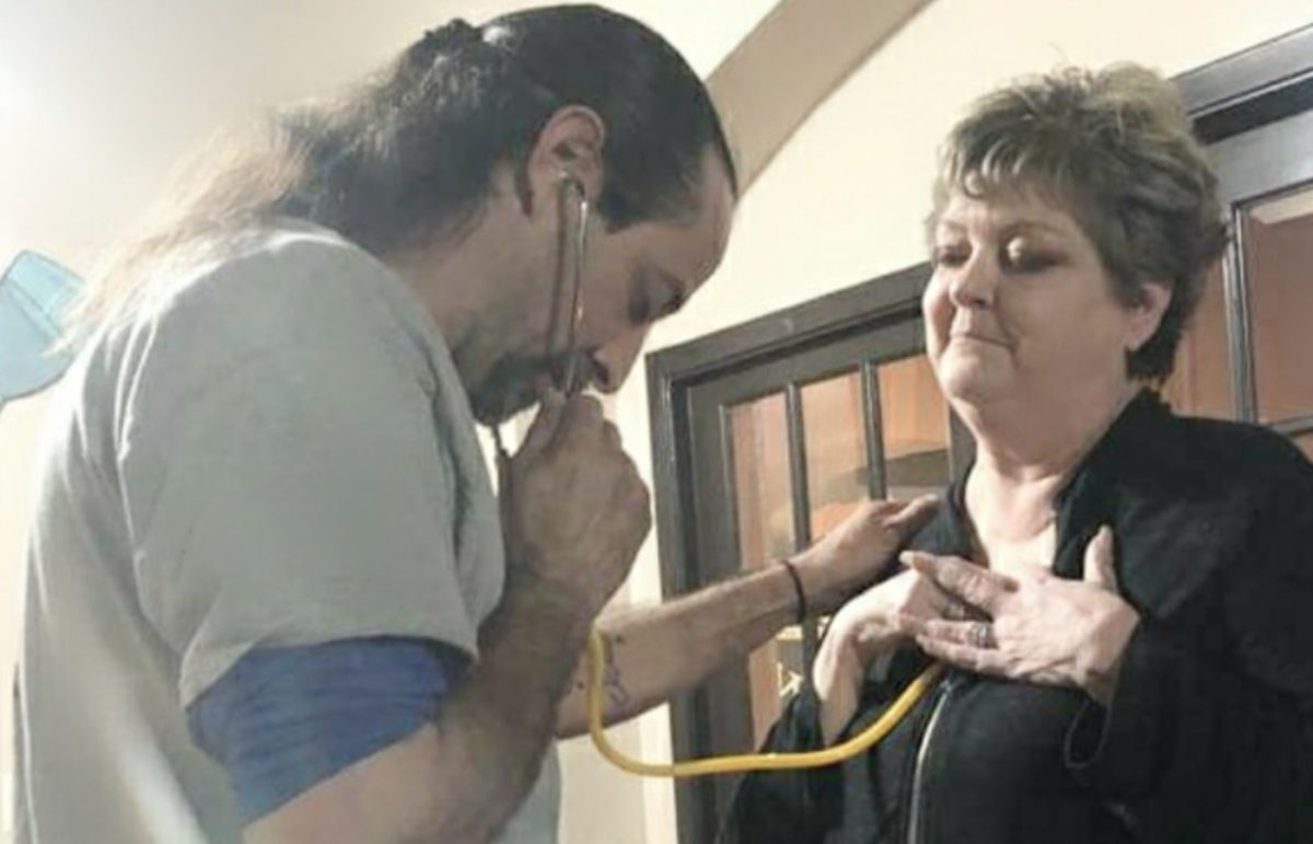 After Dad Losses Both of His Son's Less Than a Year Apart, He's Getting to Hear One of His Son's Heartbeat Again