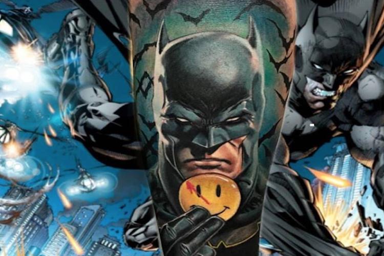 25 Superhero Tattoos