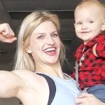 Bodybuilder Who Breastfed Her Daughter While Training for Competitions Penned an Essay After Breastfeeding Photo Receives Criticism