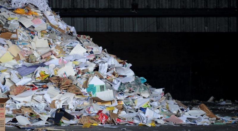 2 infants discovered dead at recycling plant only 6 hours apart