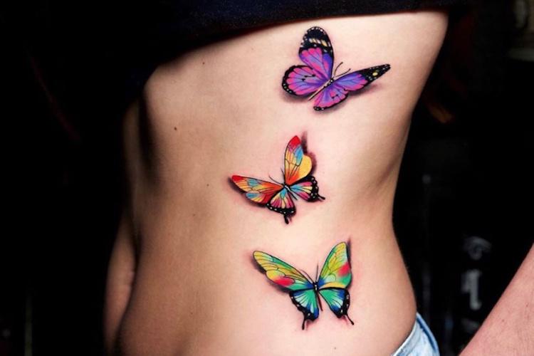 25 ribcage tattoos