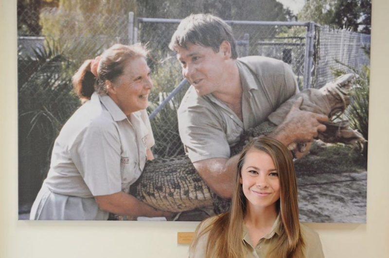 "Bindi Irwin Posts On Late Dad Steve Irwin's Birthday: ""Today And Every Day, I Miss You And Love You Beyond Description"""
