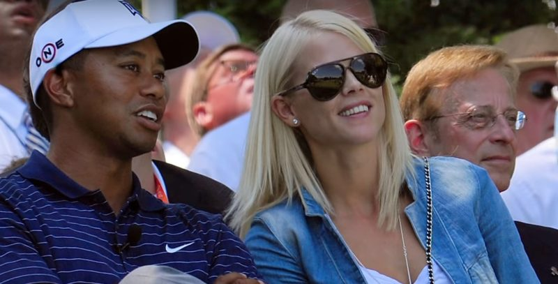 tiger wood's ex-wife and nfl boyfriend jordan cameron ecstatic after changing their 4-month-old's name