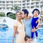 Ali Fedotowsky's Son Pooped in a Pool at a Fancy Resort, But That Didn't Stop Her From Having a Great Time