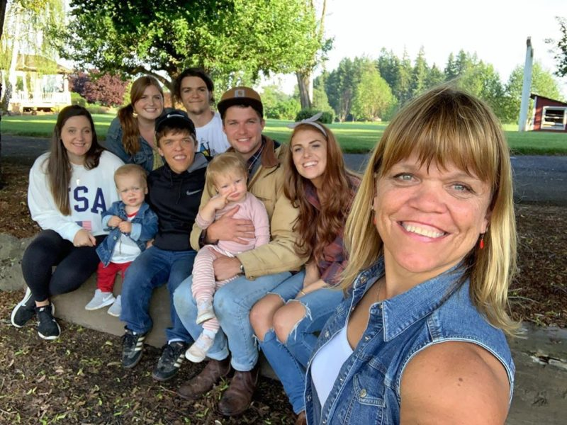 amy roloff celebrates moving out of house after divorce