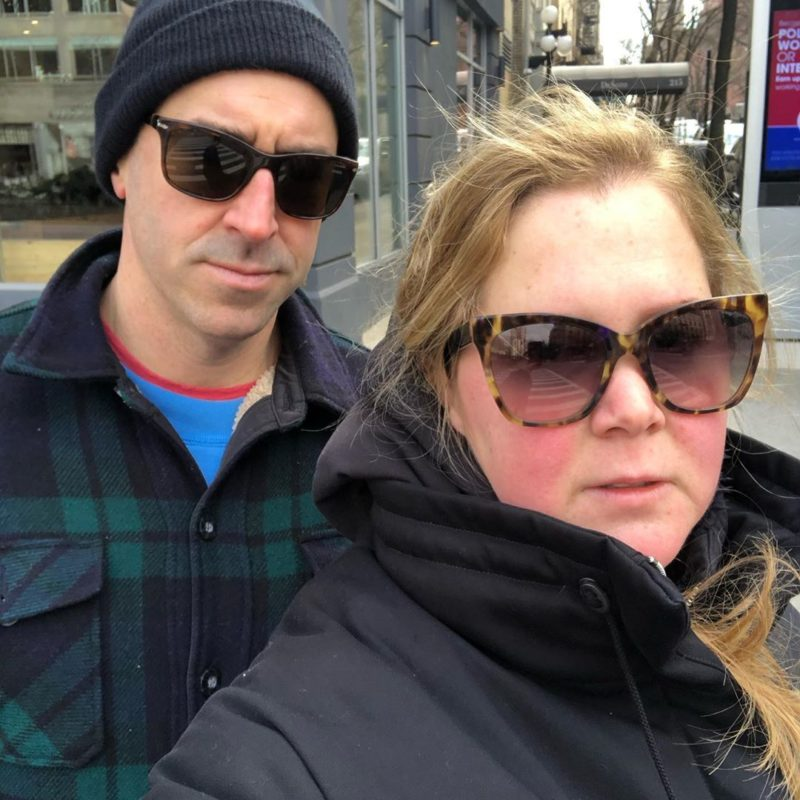 amy schumer shares update 1 month after egg retrieval procedure