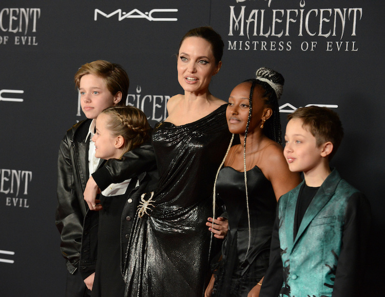 Angelina Jolie is Executive Producing a News Show for Children in Order to Combat Fake News