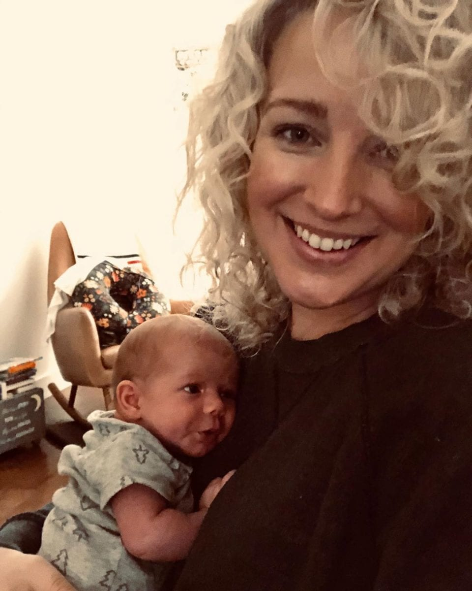 country star cam opens up about her birth story after learning her daughter was breech at 39-weeks | country star cam and her husband, adam weaver, got the sweetest holiday gift this year! the couple welcomed daughter lucy marvel on december 19.