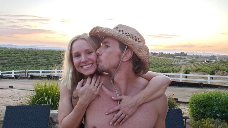 """kristen bell and dax shepard vowed to always show the good, the bad, and the ugly when it came to their marriage, and wait until you hear about the epic fight they had not too long ago 