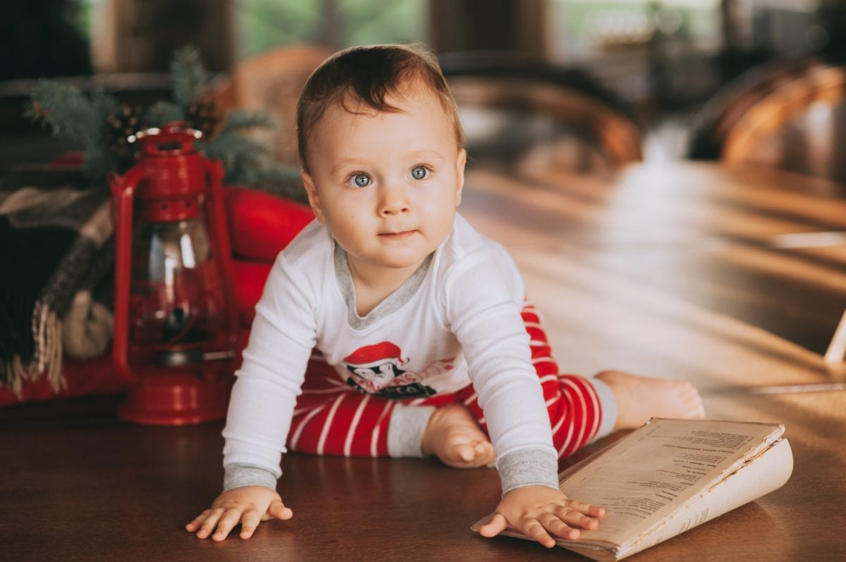 Crawling baby 30 Irish-Inspired Baby Names for Boys and Girls