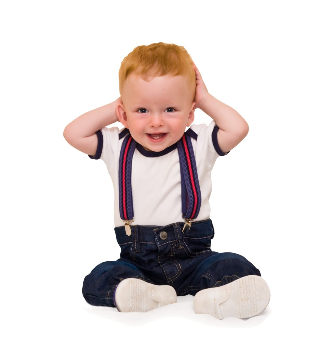 Smiling red haired boy 30 Irish-Inspired Baby Names for Boys and Girls