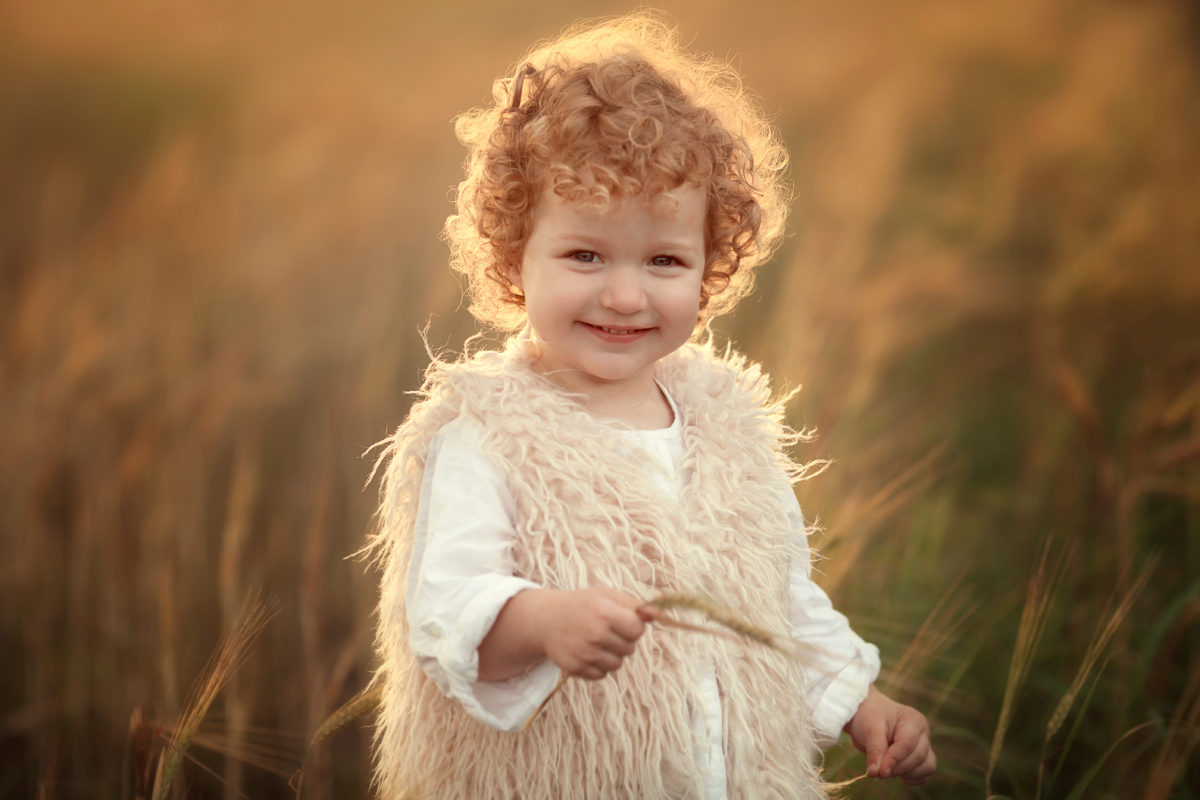 Curly Red Haired toddler Girl 30 Irish-Inspired Baby Names for Boys and Girls