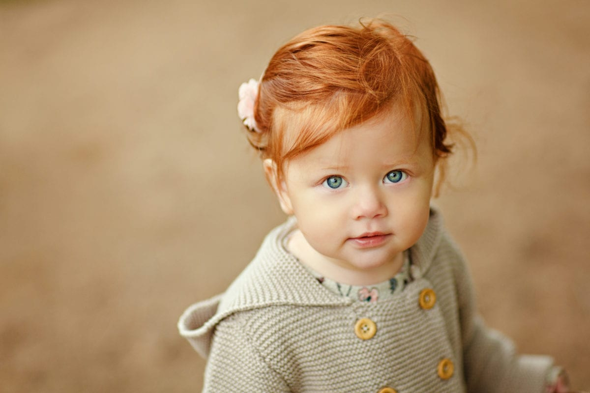 Red haired blue eyed toddler 30 Irish-Inspired Baby Names for Boys and Girls