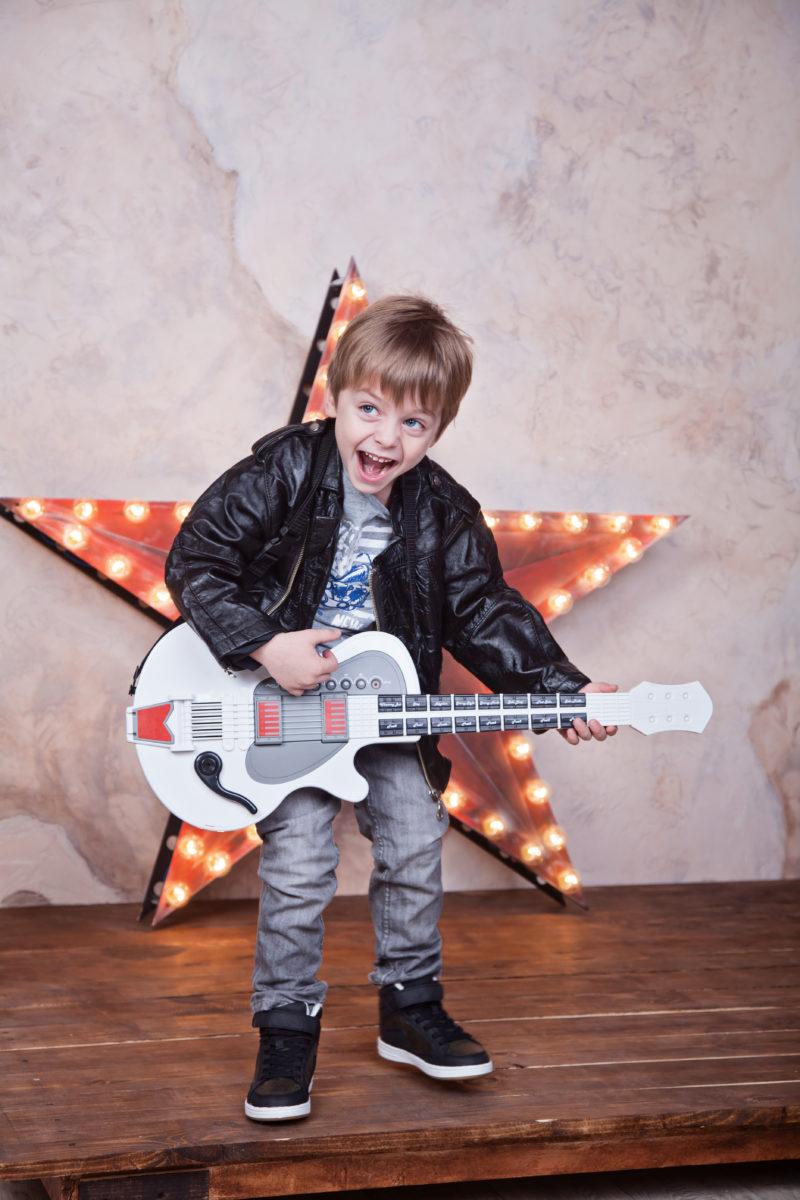 30 Rock 'n' Roll-Inspired Baby Names