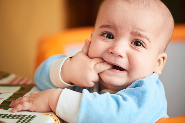 Expert Advice: How Can I Help My Two-Month-Old Who Has Started Teething?