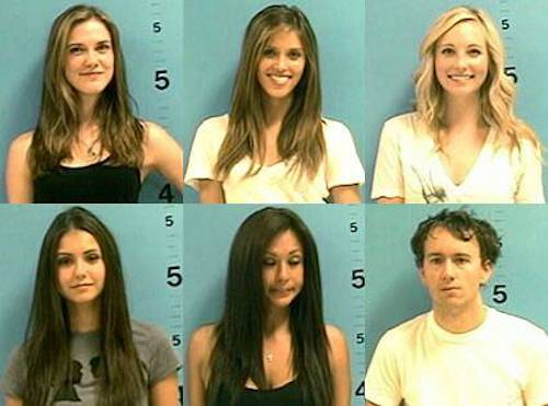 Say Cheese! 30 Celebrity Mugshots That Show the Darker Side of Hollywood