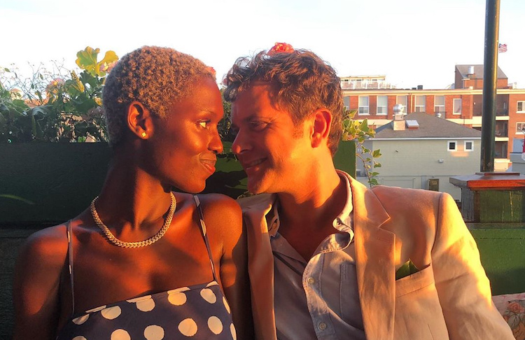 Joshua Jackson and Jodie Turner-Smith Anxious About First Child