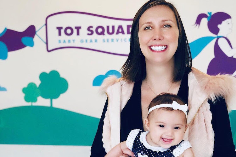 5 Parenting Questions with Tot Squad Founder and CEO Jennifer Saxton