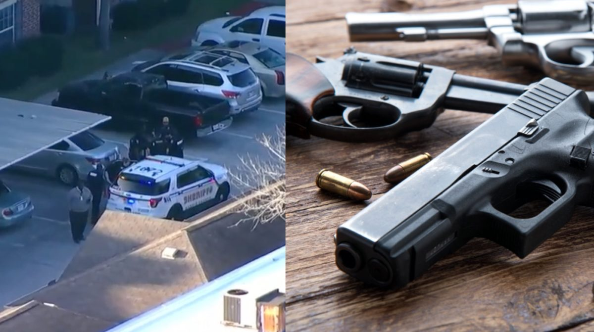 19-year-old who thought the gun she found while babysitting her nephew wasn't loaded accidentally shoots boy while taking selfies