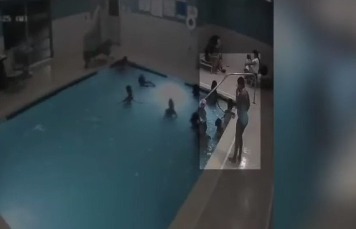"""two off-duty nurses hailed as heroes after performing cpr on drowning 2-year-old at hotel pool   """"be aware. watch people. watch your children. because of the confusion and chaos, the child gets too far away. you gotta keep people close."""""""