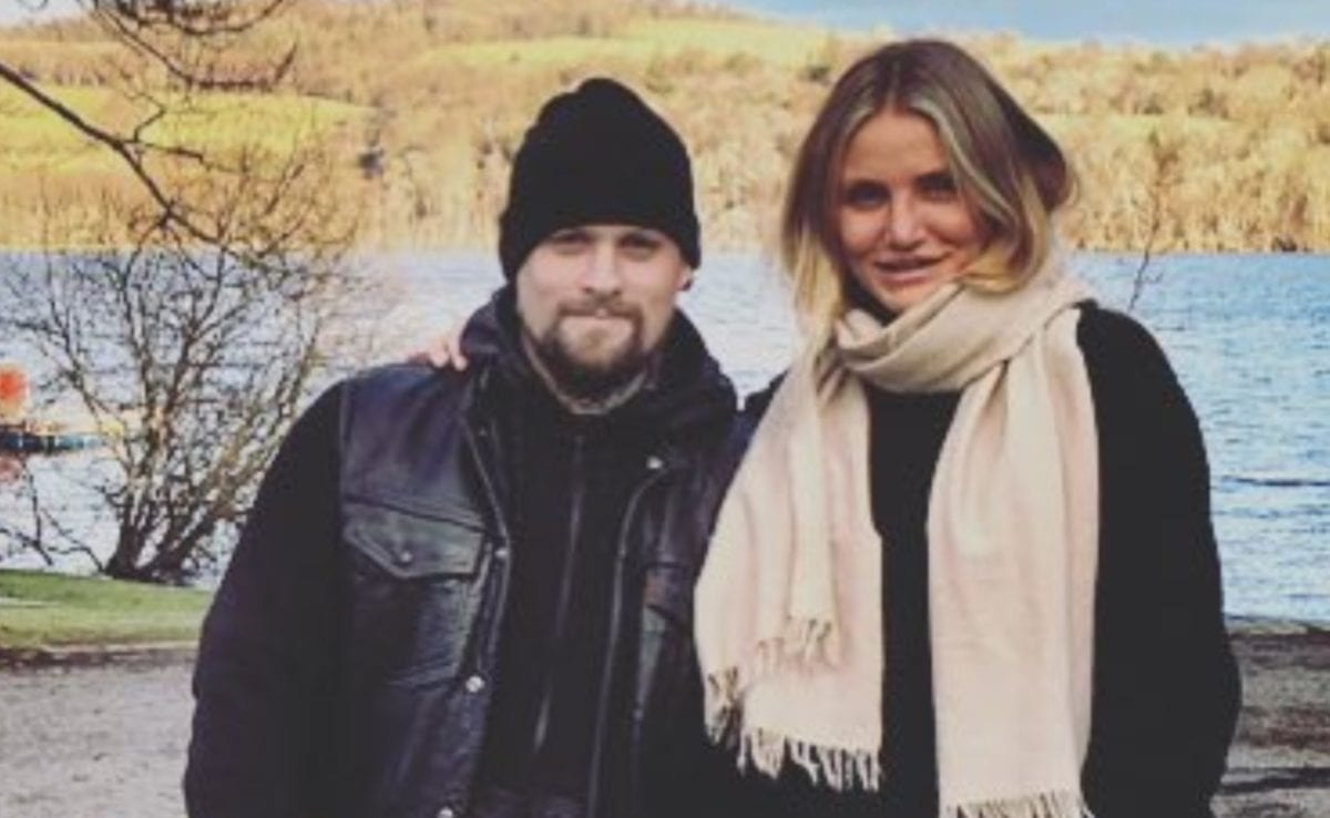 Proud New Dad Benji Madden Gushes Over Wife Cameron Diaz and Their 2-Month-Old Daughter, Raddix