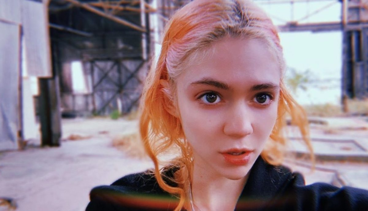 Singer Grimes Explains Why She Hasn't Shared the Sex of Her Baby Unborn Baby Yet, or The Name She Picked