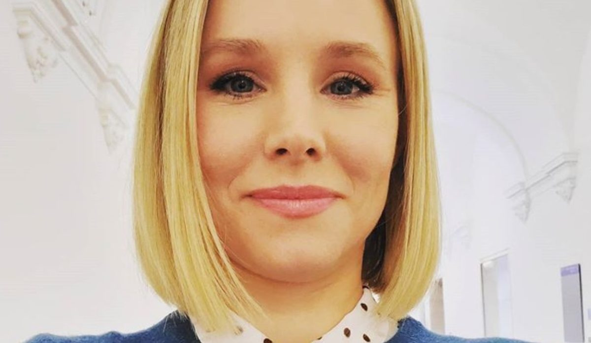 Kristen Bell Explains Why Her Two Young Daughters Share a Bedroom
