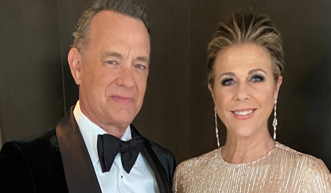 tom hanks and rita wilson's sons give update on parent's status after their coronavirus diagnosis