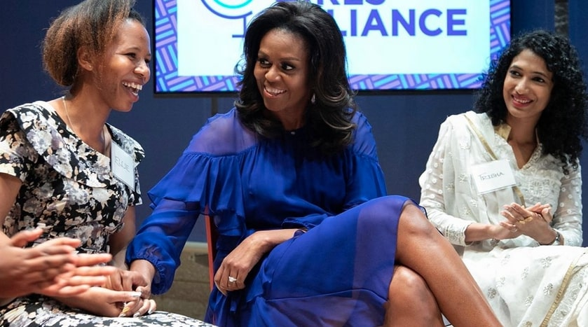 """Michelle Obama Reaches Out To Viral 4-Year-Old Girl Who Believed She Was Ugly: """"I Want To Tell You How Precious You Are"""""""