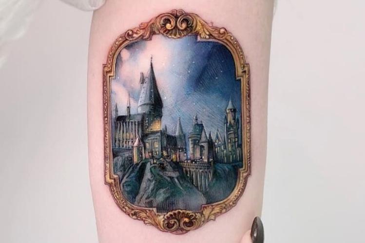 35 harry potter tattoos
