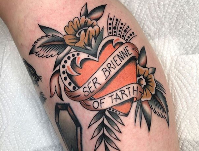 35 game of thrones tattoos