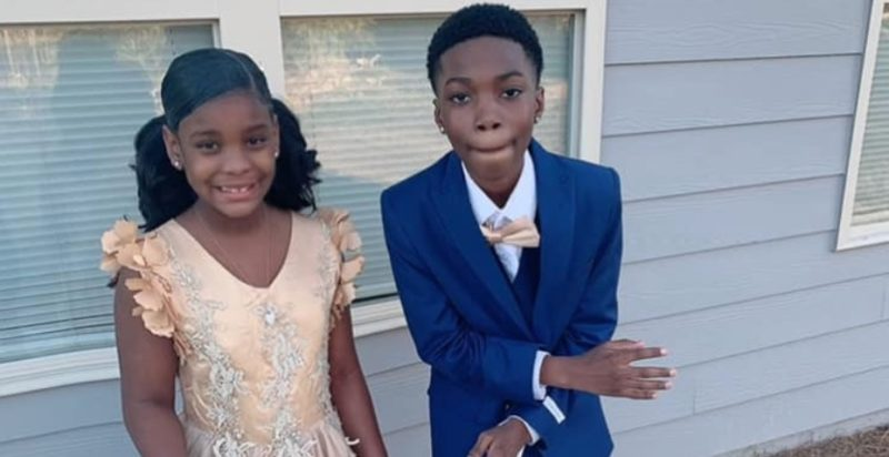 Big Brother Takes Little Sister to Father-Daughter Dance After Dad Stands Her Up