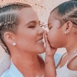 Khloe Kardashian Says Stress of Tristan Thompson Affair Made Breastfeeding Really Challenging