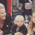 Pink Shares What She's Doing to Help Her Stay on Top of Her and Her Children's Work From Schedules